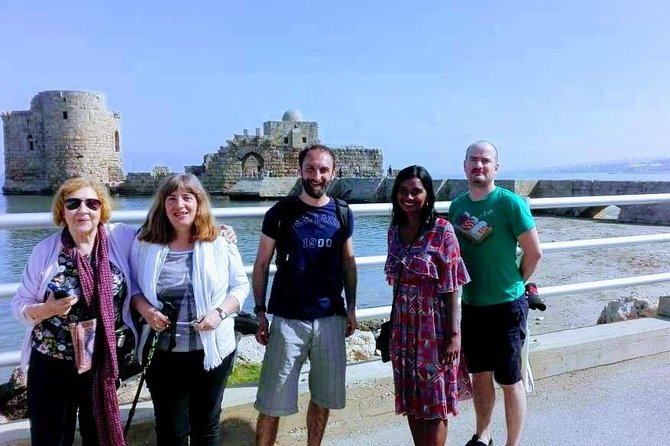 Small-Group Tour to Sidon, Tyre and Maghdouche From Beirut