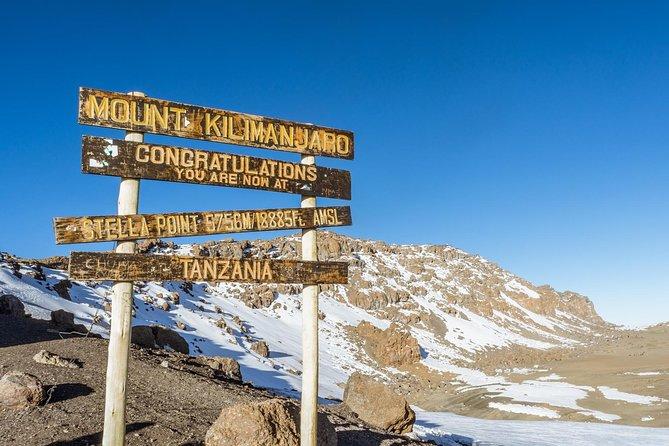 Rongai Route - 6 Days, Kilimanjaro