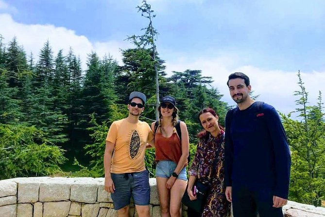 Private Full-Day Tour to Qadisha valley, Bcharre and Cedars of God from Beirut