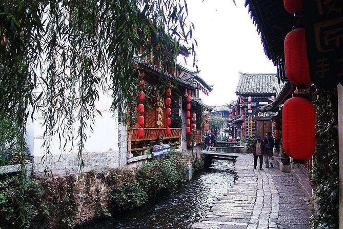 Lijiang Day Tour to Jade Dragon Snow Mountain, Black Dragon Pool and Old Town
