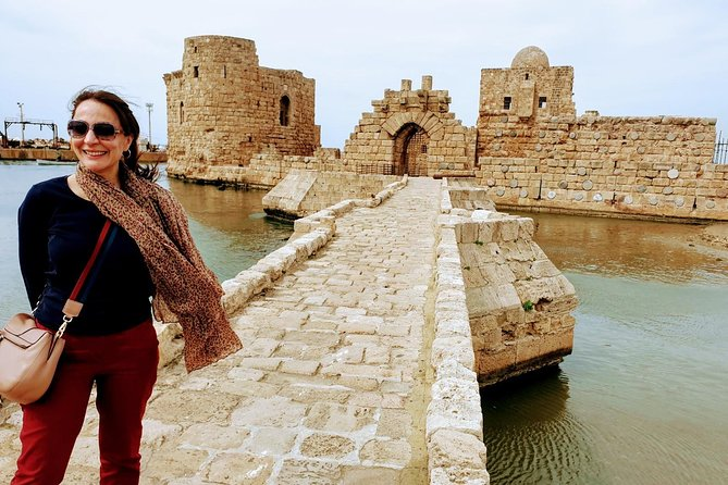 Private Full-Day Tour to Sidon, Tyre and Maghdouche from Beirut