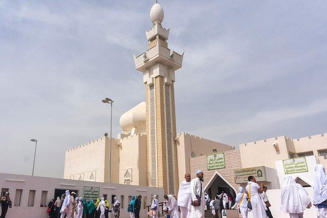 Makkah Holly & Historical Places with Masjid al-Ji'ranah Day Tour