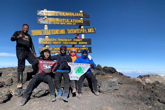 Marangu Route - 6 Days, Kilimanjaro