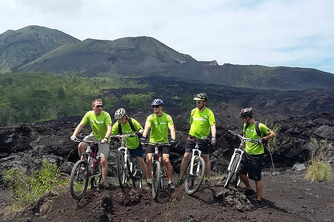 Mount Batur Hiking And Ubud Cycling