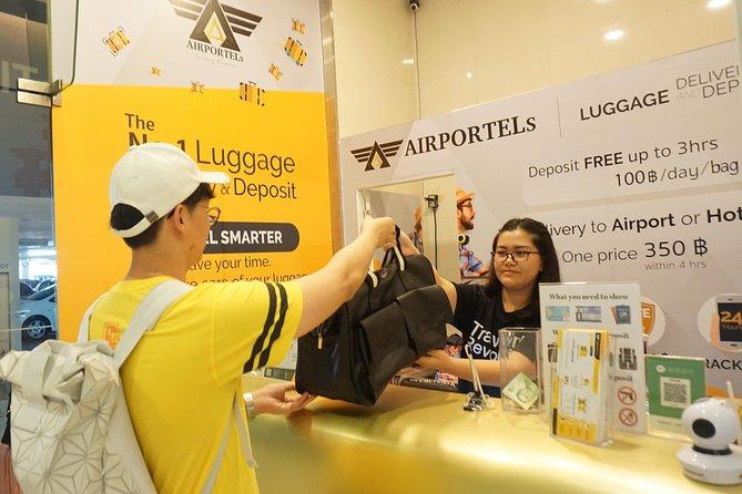 Luggage Storage in Bangkok