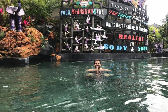Infinity Hot Spring In Bali with Pick Up from Kuta