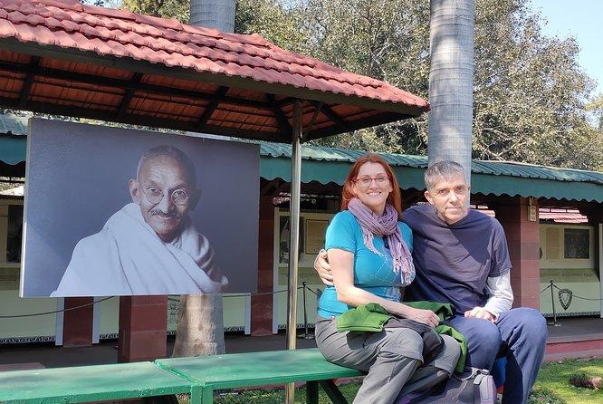 Gandhi's Delhi Tour