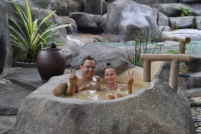 I-Resort Spa Hot Mineral Mud Bath