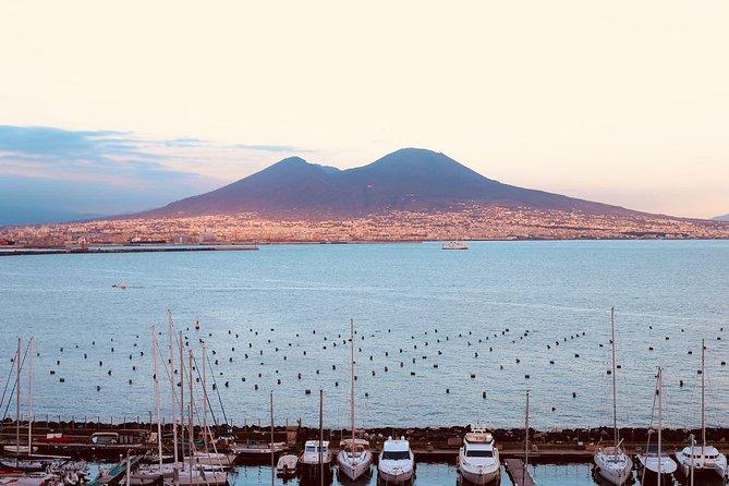 Skip the line ancient Pompeii and Vesuvius full-day tour