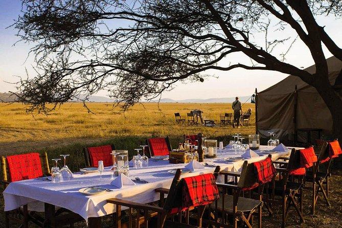 Best of 5 Star Northern Tanzania Luxury Safari- 5 Day