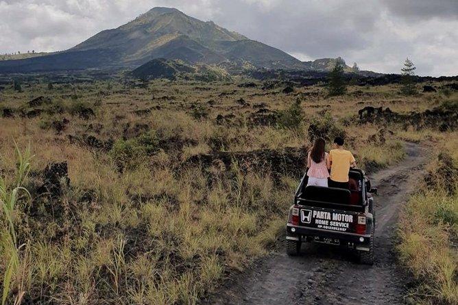Mounth Batur 4WD Jeep Tours