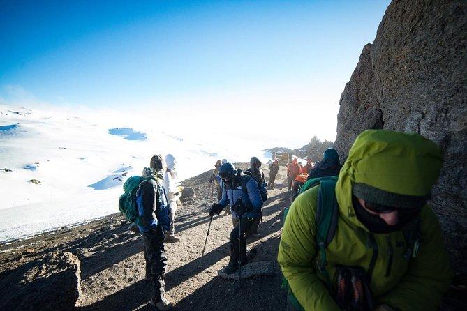 Mt. Kilimanjaro Trekking, 6 Days Marangu Route