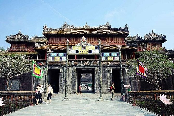 Chan May Port Shore Excursions - Visit World Heritage Sites of Hue