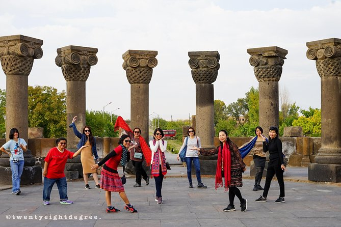 Private tour: Echmiadzin (Cathedral), St.Hripsime & St. Gayane, Zvartnots Temple