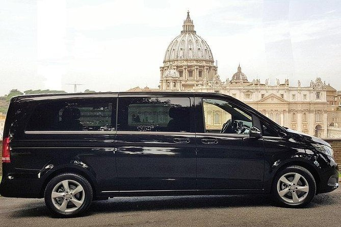 Private transfer from Rome to Florence: stop along the way