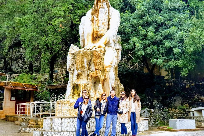 Jeita Grotto, Harissa and Byblos - Day Tour from Beirut