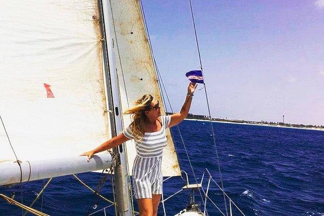 "Sal Island: Half-day Sailing Trip aboard ""Planet Sea"""