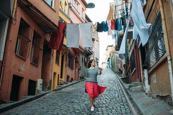 Istanbul - Turkish slum and the district of Balat