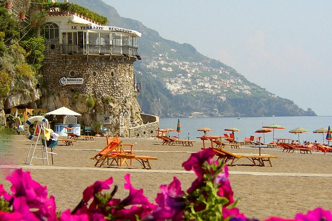 Direct Transfer from Hotel in POSITANO (AMALFI COAST) to Hotel in ROME
