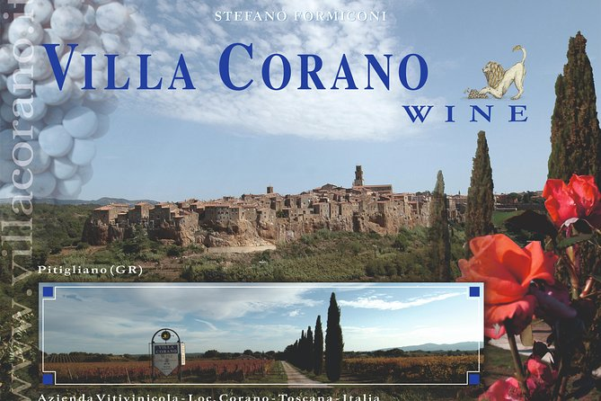 Villa Corano Winery Tour in Tuscany photo 10