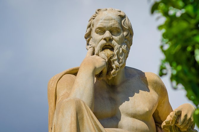 Athens Highlights: Myths & Philosophers Walking Tour