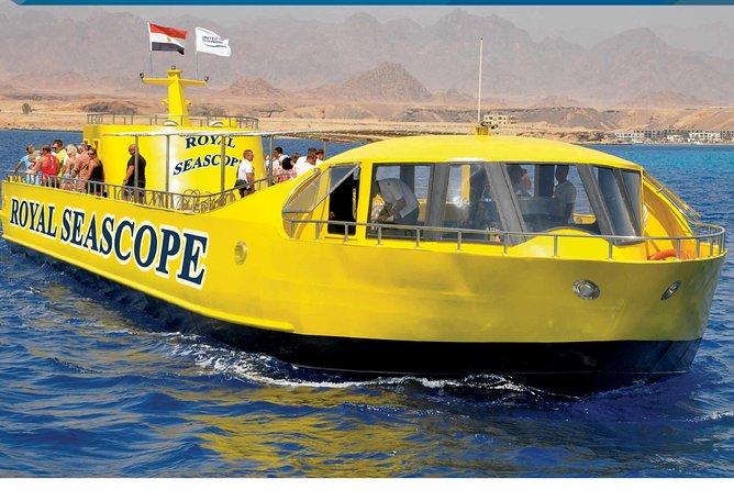 Royal Sea Scope Semi-Submarine – Hurghada