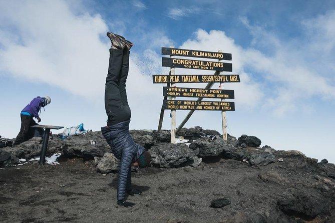 Mt Kilimanjaro Trekking - 5 Days Marangu Route