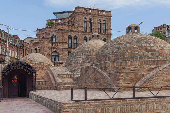 The history of Tbilisi through the Ancient Churches