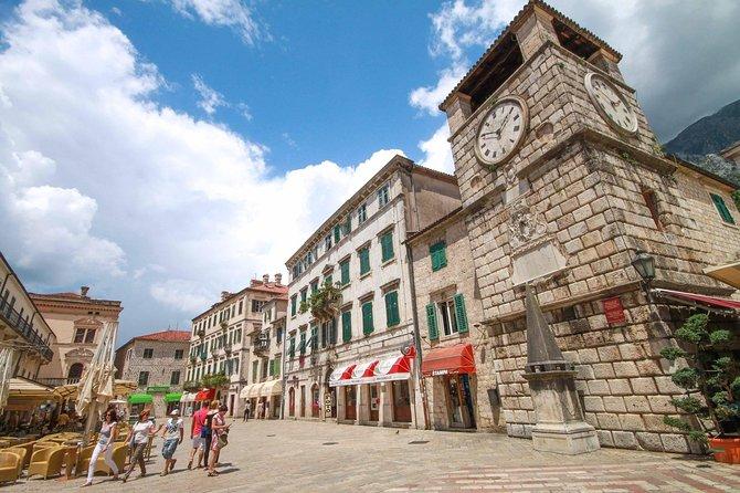Kotor City Tour