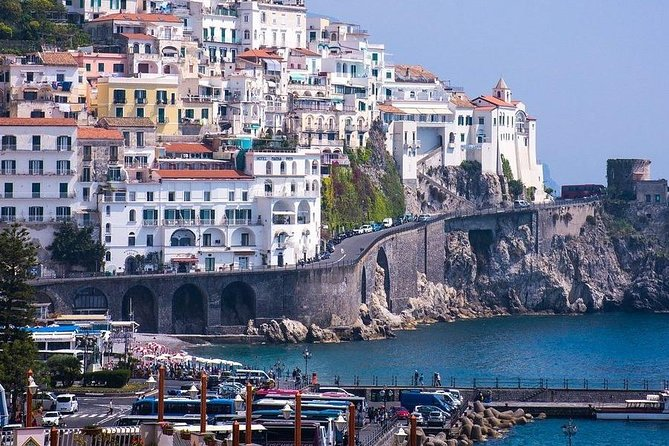 Private Transfer from Naples to Amalfi