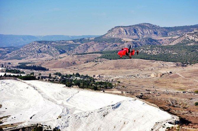 Gyrocopter Pamukkale