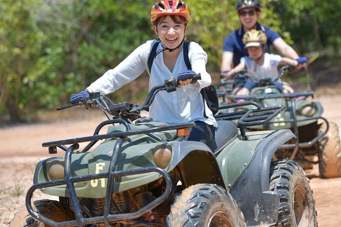 Phuket ATV Quad Bike Tour 1 hour