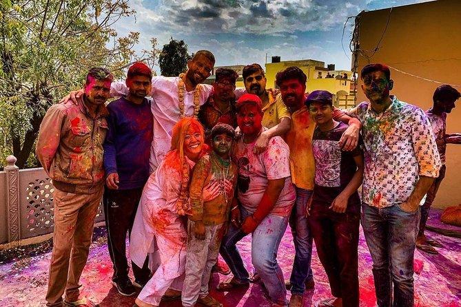 Tour do Festival Holi