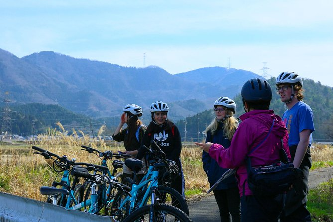 Backroads Exploring Japan's Rural Life & Nature: Half-Day Bike Tour Near Kyoto