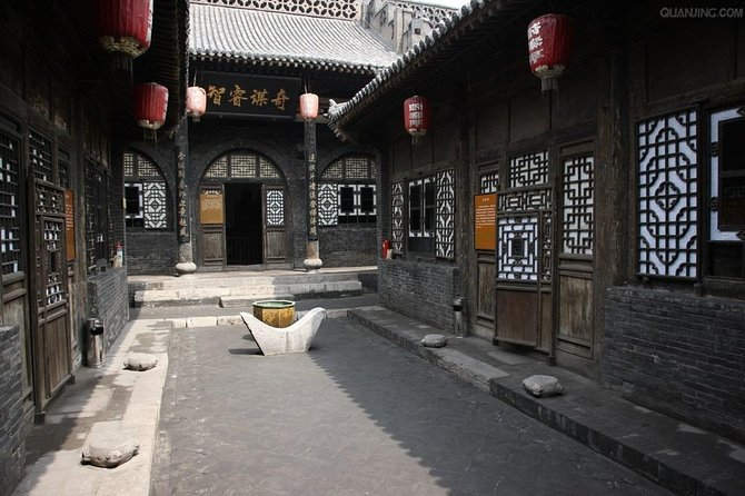 2-Day Private Pingyao Ancient Town Tour