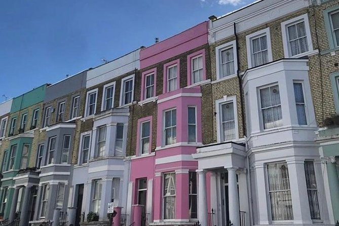 Notting Hill and Portobello small group Tour