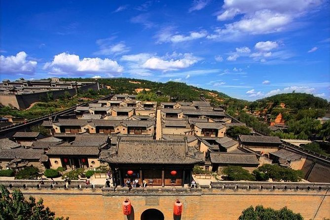 One Day Tour Exploration of Pingyao Old Town and Wang Family Mansion