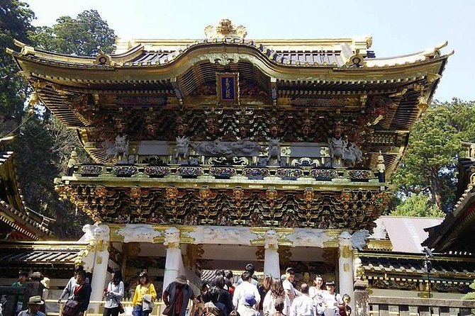Nikko day tour accompanied by a qualified tour guide by private van