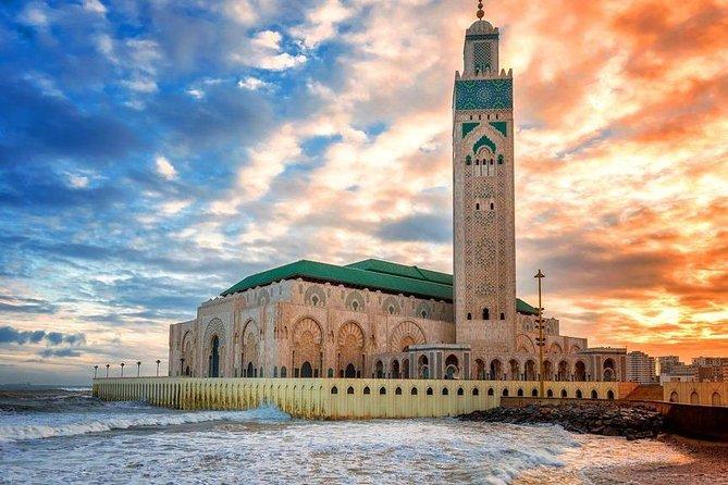 Casablanca Shore Excursion: Private Casablanca & Rabat Day Trip