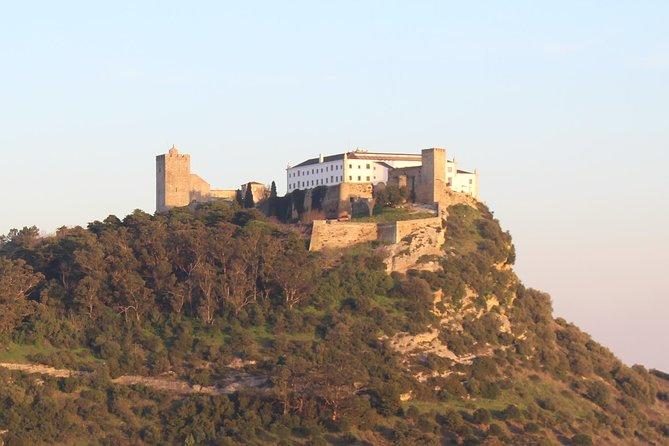 Tour Three Castles of Arrábida