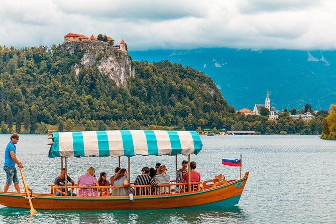 Lake Bled to Ljubljana Trip