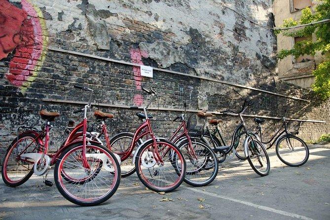 Krakow City Bike Tour