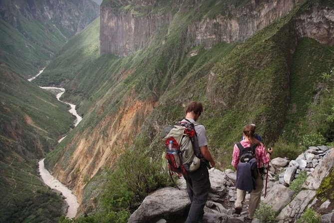 Private Trekking to the Colca Canyon