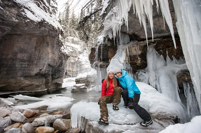 Maligne Canyon Ice Walk