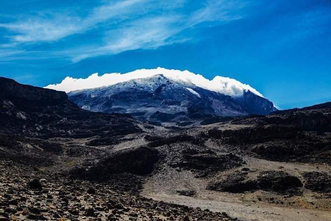 Kilimanjaro climb, Northern Circuit route (8-day)