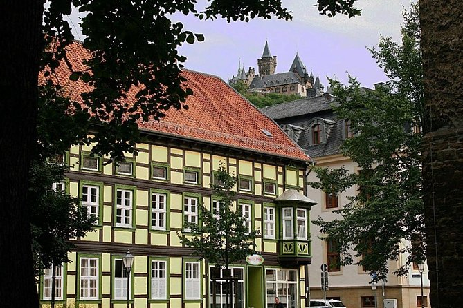 "Wernigerode - the castle where Munchausen ""lived"""