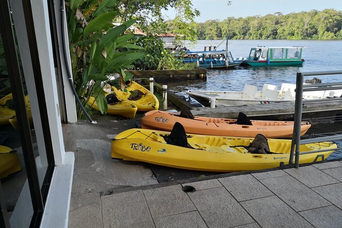 Total Tortuguero (Kayak)