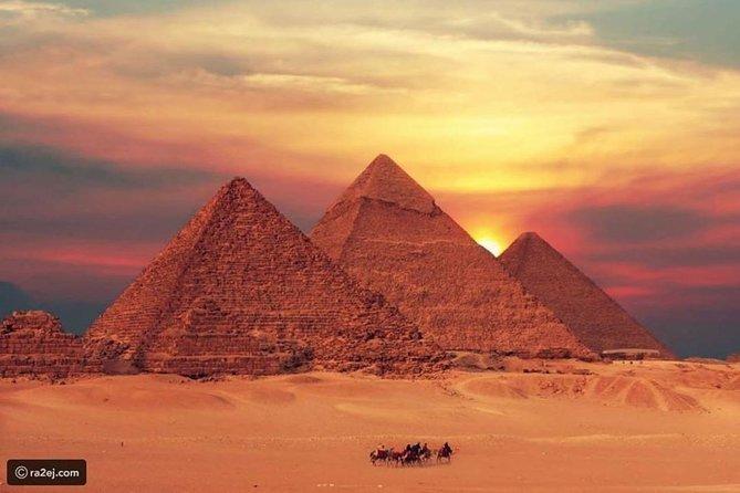 Pyramids, Museum &Khan Khalili