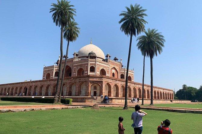 Private Half-Day Delhi City Tour 4 Hours
