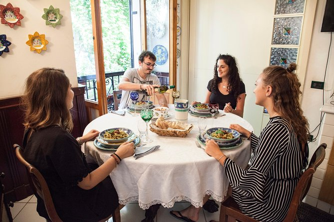 Lunch or dinner and cooking demo at a local home in Fasano